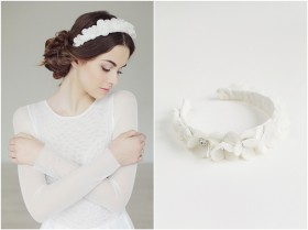 Bridal Wedding Headbands