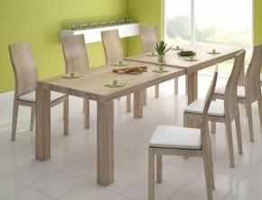 Ilgas virtuvinis stalas